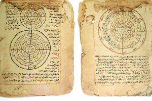 manuscrito Tombuctu