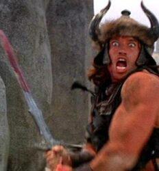 """""""Conan, o bárbaro"""""""