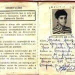 identificação do aluno, 1970.