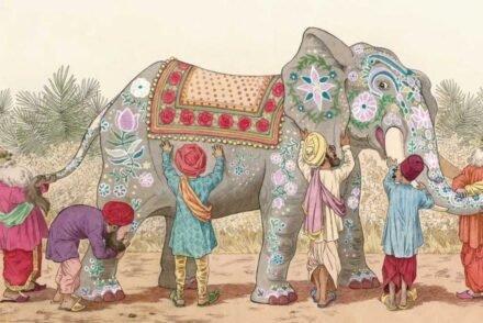 Ilustração de Barbara McClintock