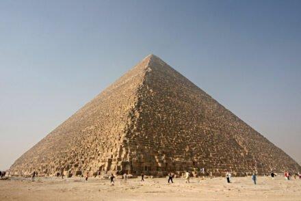 Pirâmide de Queóps,Egito