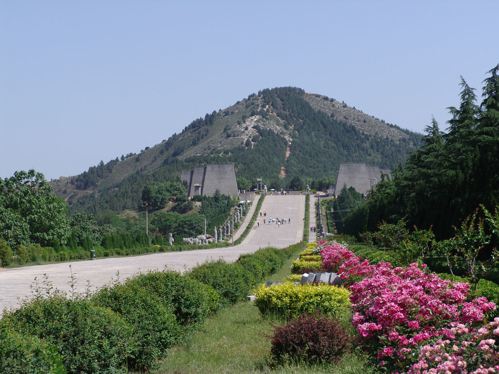 Mausoleu Qin Shi, Xian, China