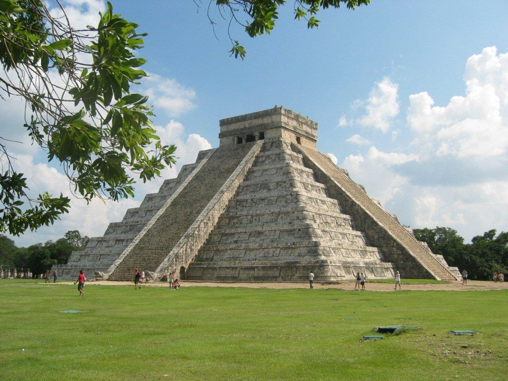 Pirâmide El Castillo, México