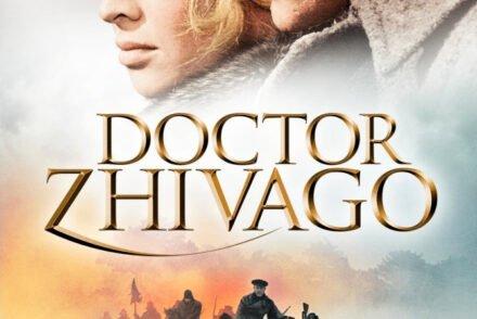 Capa doctor zhivago