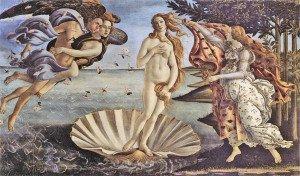 """""""O Nascimento de Vênus"""""""