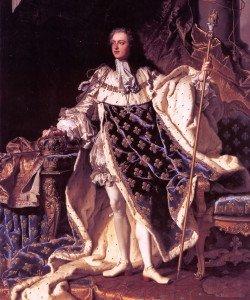 Luis XV,