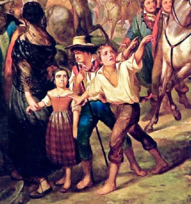 proclamação da Independência, Moreaux
