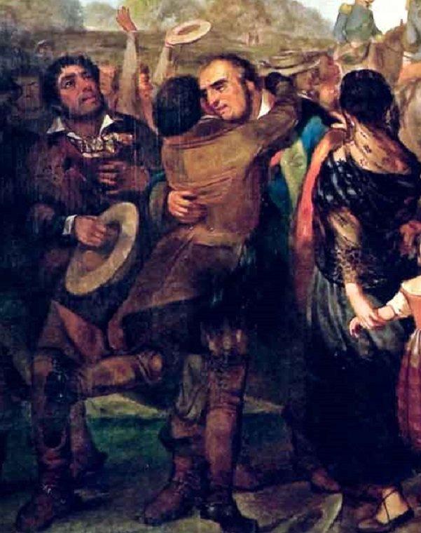 proclamação da Independência, de Moreaux