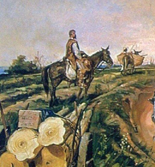 Homem a cavalo