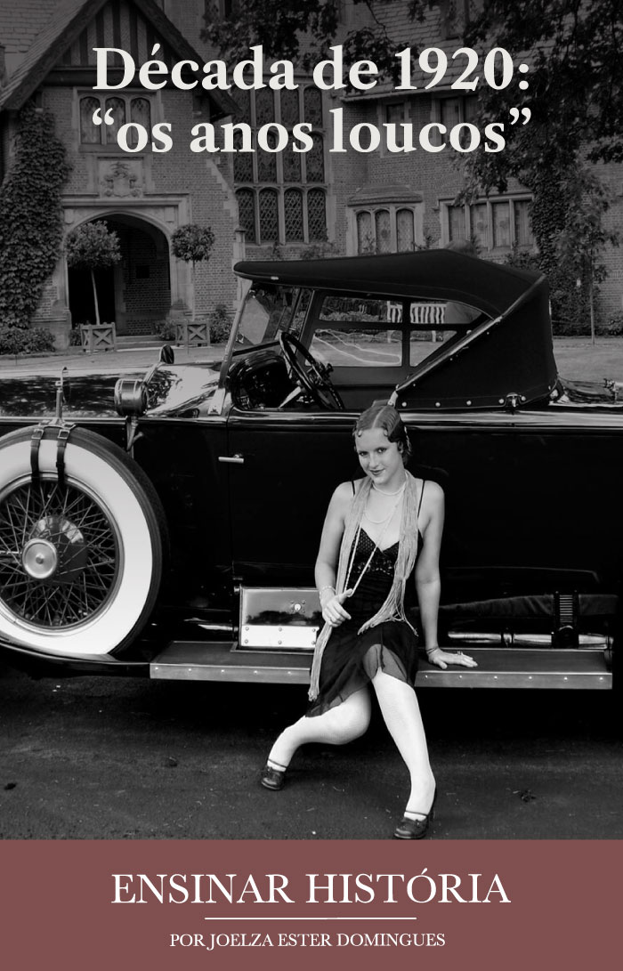 """Década de 1920: """"os anos loucos"""""""
