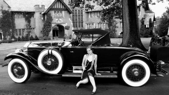 O carro e a liberação feminina