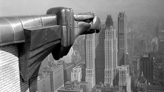 Os arranha-céus foram símbolo da prosperidade norte-americana na década de 1920.