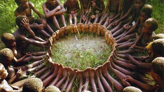 Crianças Xhosa