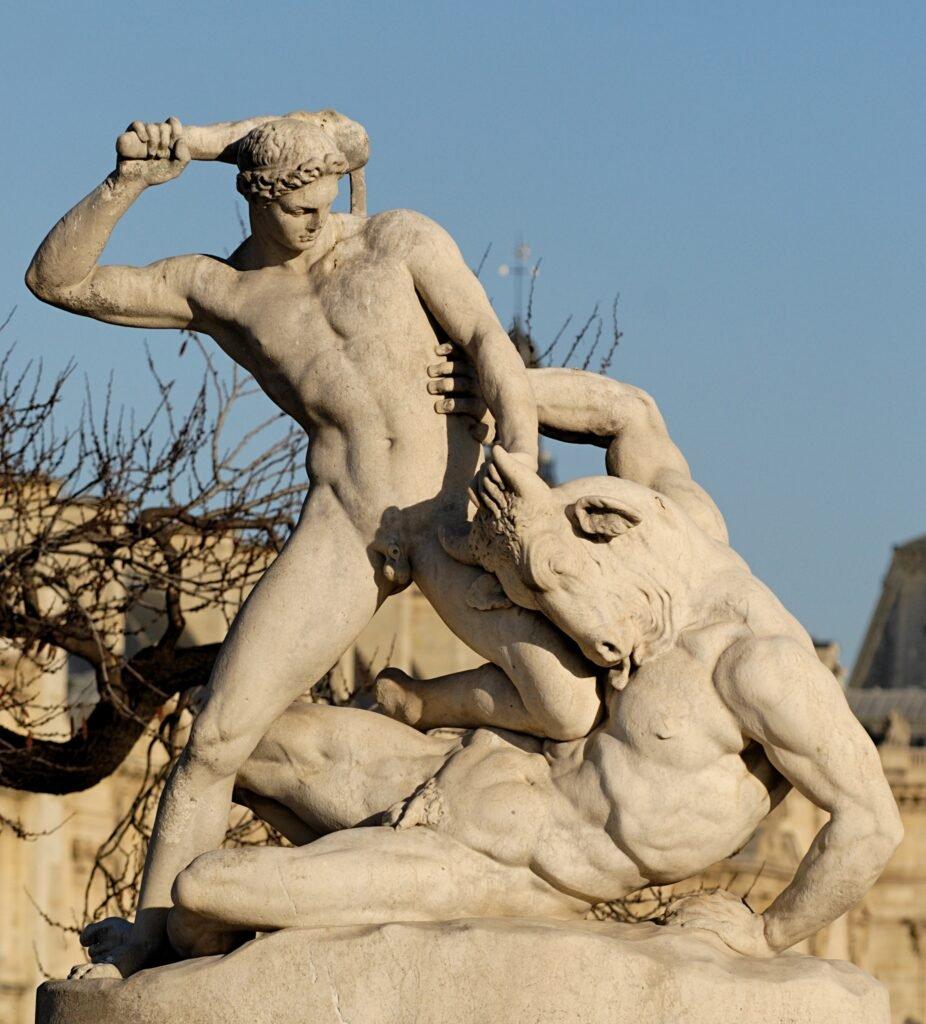 O Minotauro: o mito e suas múltiplas leituras e simbolismos