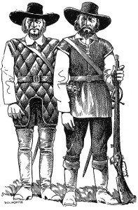 Bandeirantes, de Belmonte, uma representação icônica dos paulistas setecentistas.