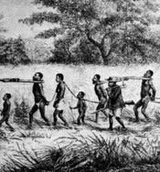 Rota dos escravos