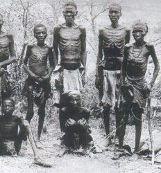 Sobreviventes herero imagem