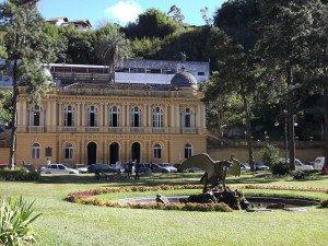 Palácio Amarelo, em Petrópolis, RJ.