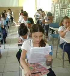 Escola municipal de Itapipoca, CE.