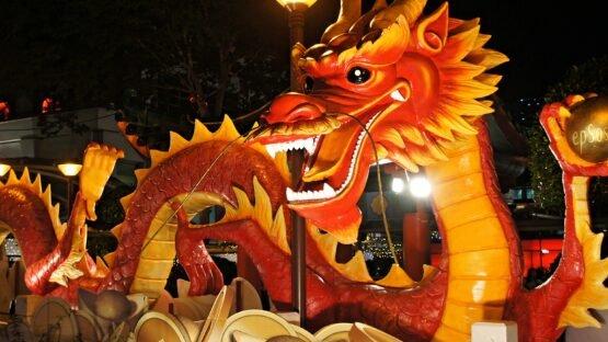 Ano-Novo na china.