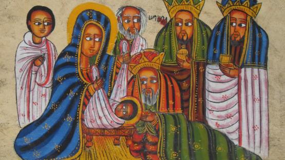 Nascimento de Jesus.