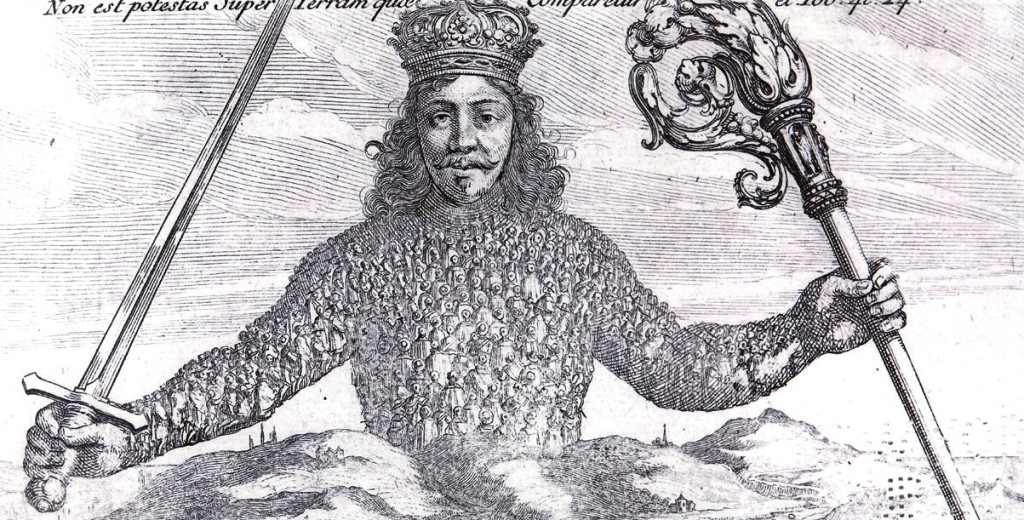 Leviatã (detalhe).
