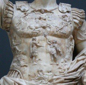 Augusto da Prima Porta, Roma Antiga.