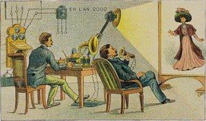 Correspondance, Villemard, 1910.
