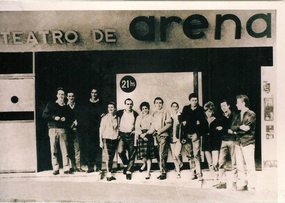Grupo do Teatro de Arena