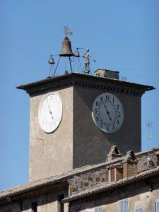 Torre da catedral de Orvieto, Itália