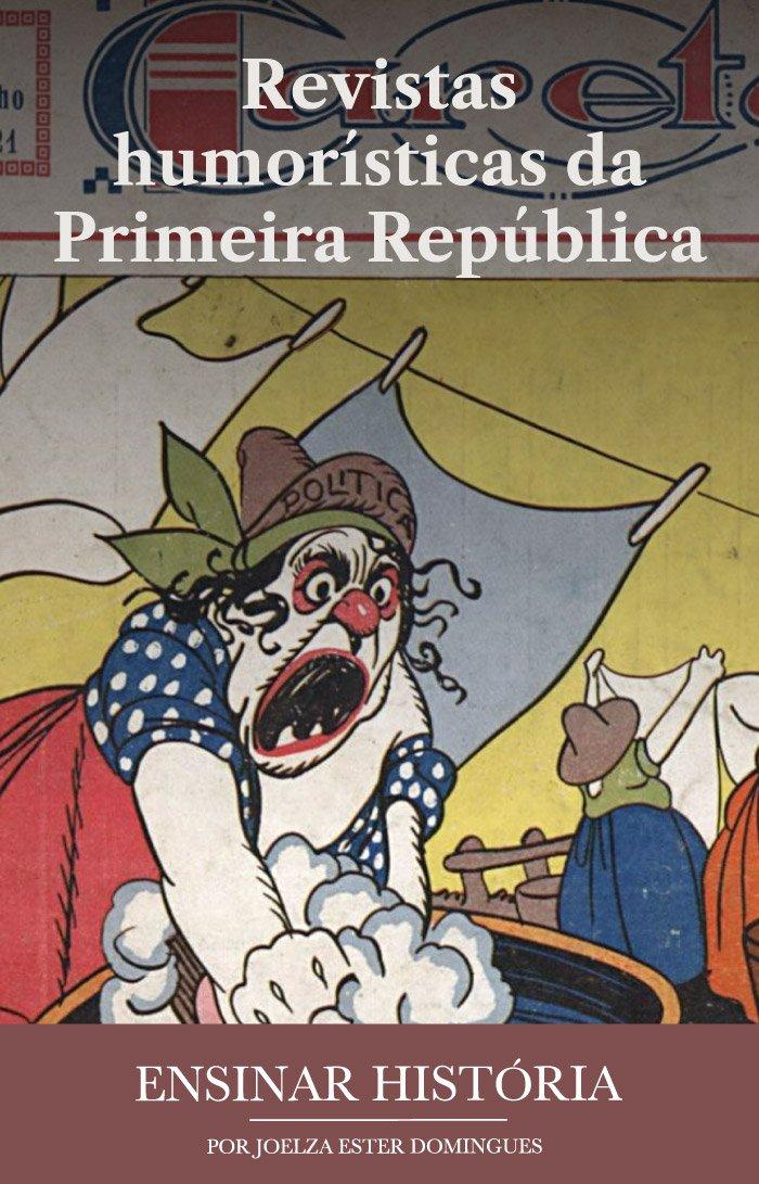 Revistas humorísticas da Primeira República