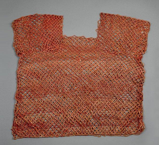 Camisa de coral, arte de Benin