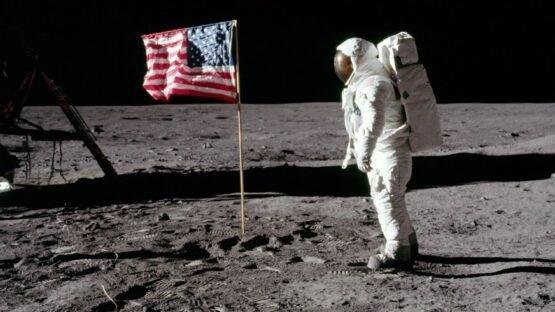 Edwin Aldrin Jr. 1969