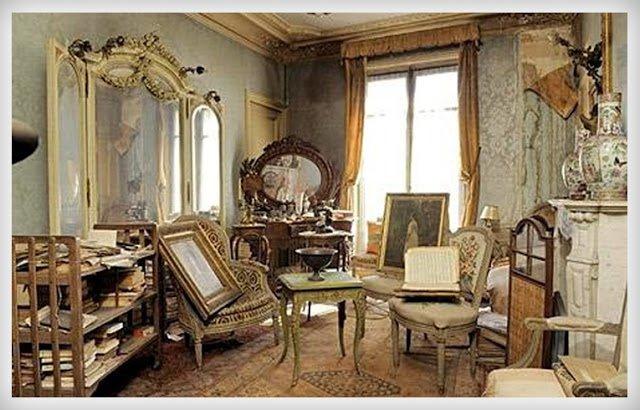 Apartamento de Marthe de Florian.