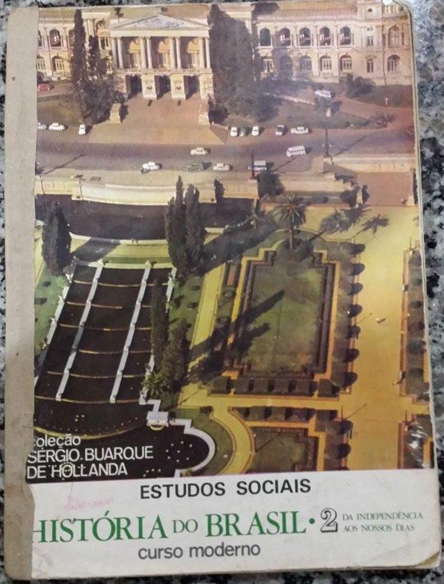 História do Brasil Curso Moderno, Sérgio Buarque de Holanda