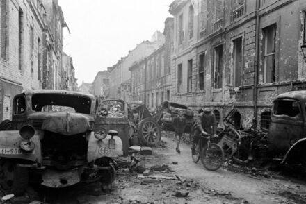 Quiz sobre a Segunda Guerra Mundial
