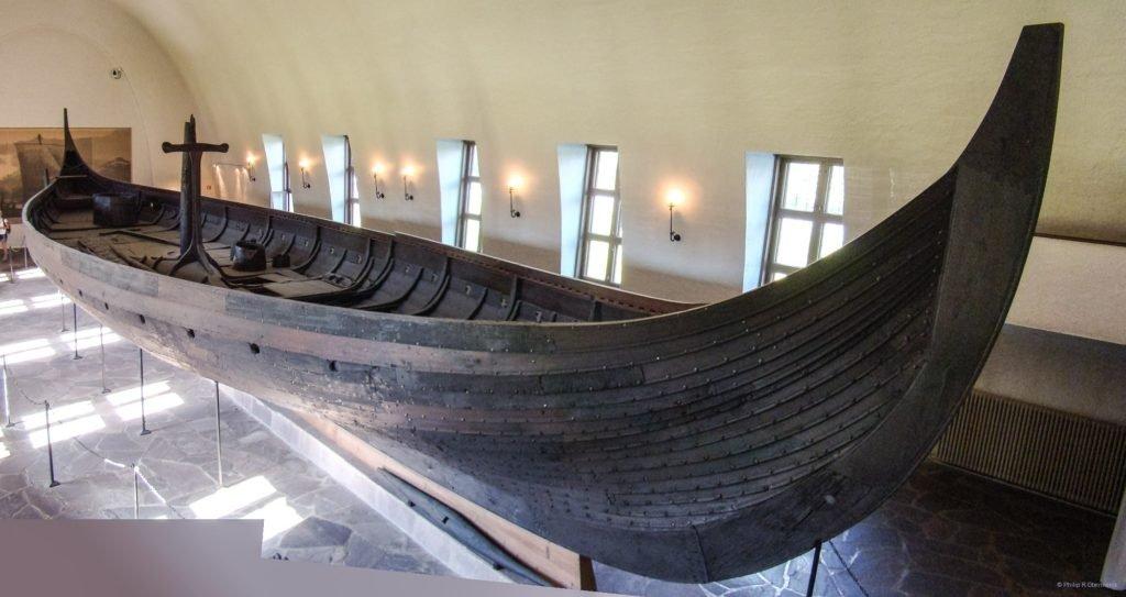 Navio viking Gokstad