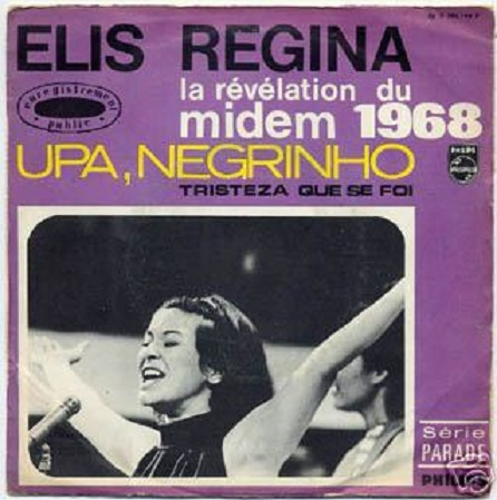 Capa do disco, Elis Regina