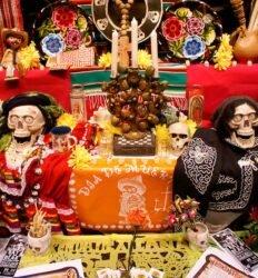 Dia dos Mortos, altar México