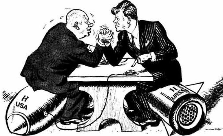 Crise dos Mísseis,1962.