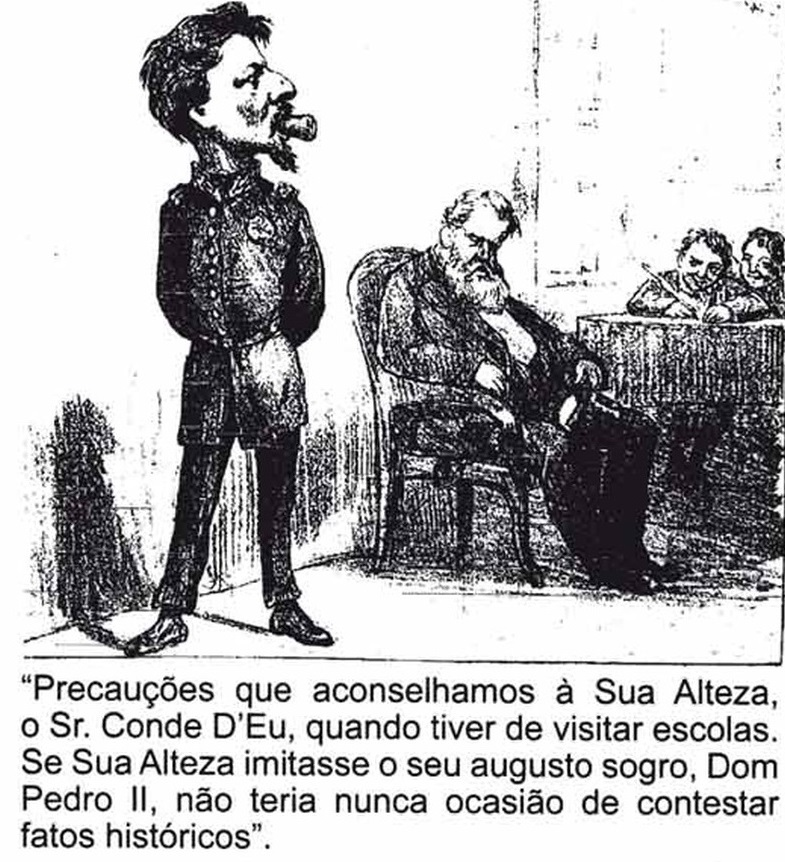 Charge de AGOSTINI, 1882.