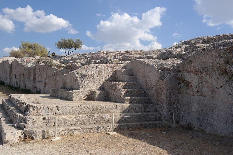 Colina Pnyx, Atenas, Grecia