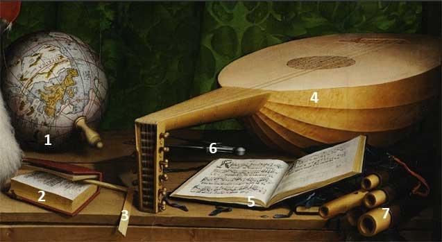 Embaixadores, Holbein, Renascimento