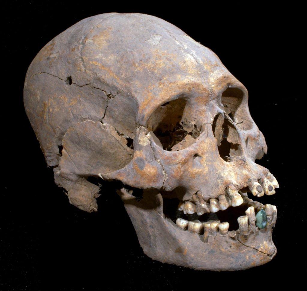 Mulher de Tlailotlacan, de Teotihuacán
