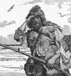 a imagem do colonizador em uma obra interdisciplinar