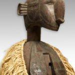 Máscara Africanas Baga, de Guiné-Bissau.