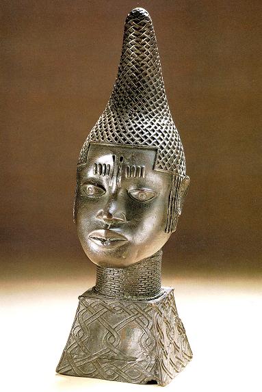 Idia, de Benin.