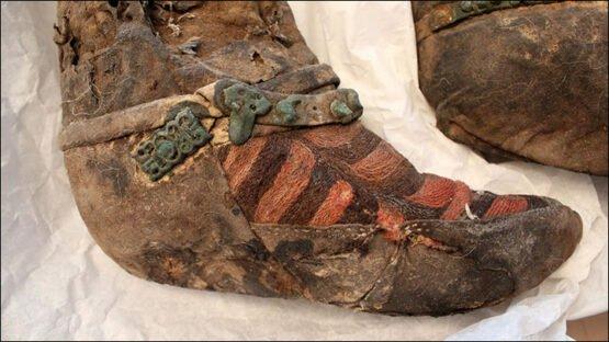 múmia da Mongólia