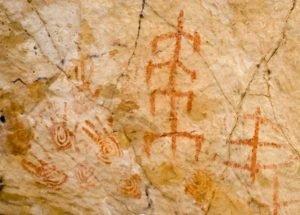 Pintura rupestre - Fenícios