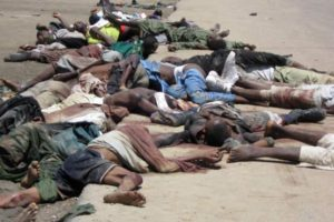 Ataque terrorista do Boko Haram numa escola na Nigéria, 2009